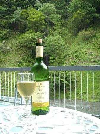 Hotel Nosegawa: スロヴァキアワイン