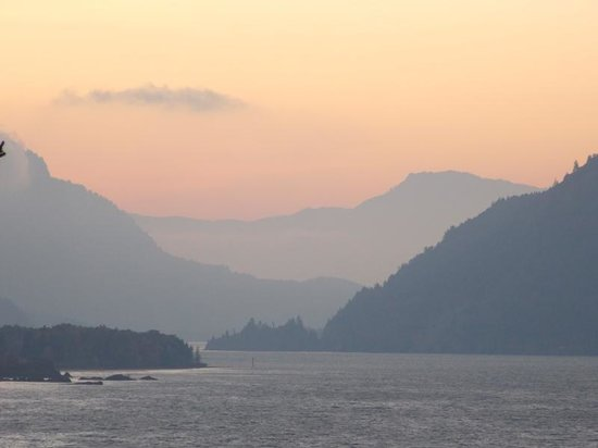 Westcliff Lodge: Columbia River Gorge