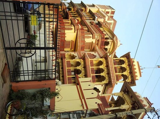 Umaid Bhawan Heritage House Hotel: Front view