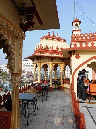 Umaid Bhawan Heritage House Hotel: Roof top