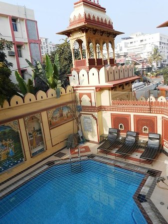 Umaid Bhawan Heritage House Hotel: View from Balcony