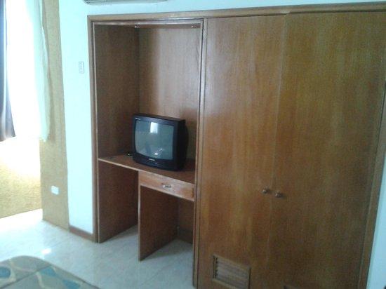 Hotel Miramar Suites: guarda ropa