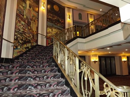 Hilton Cincinnati Netherland Plaza : hotel