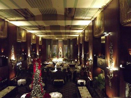 Hilton Cincinnati Netherland Plaza: hotel