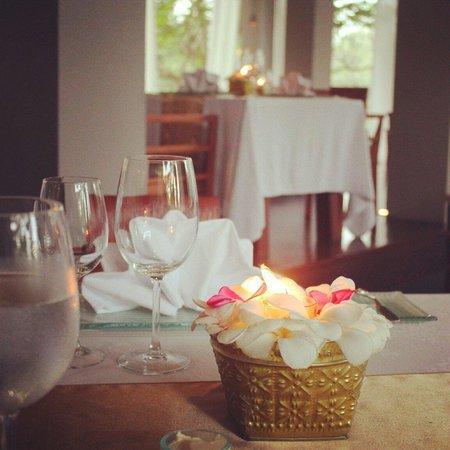 Maya Ubud Resort & Spa: Maya sari restaurant