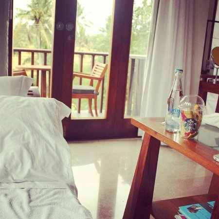 Maya Ubud Resort & Spa: Room.