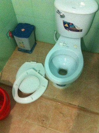 Rang Dong Resort : Toilets
