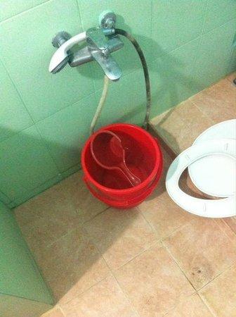 Rang Dong Resort : Shower