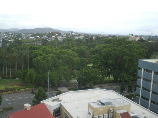 Hotel Urban Brisbane : View from 911