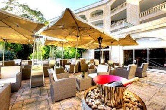 Corinthia Palace Hotel & Spa: Tn Caprice Gardens