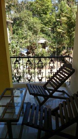 Ammu's Homestay : Terrasse