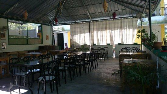 Ammu's Homestay : Restaurant
