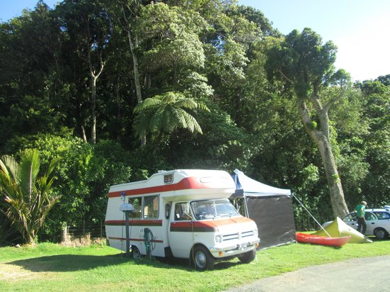 Cable Bay Holiday Park: Cable Bay Camp Ground