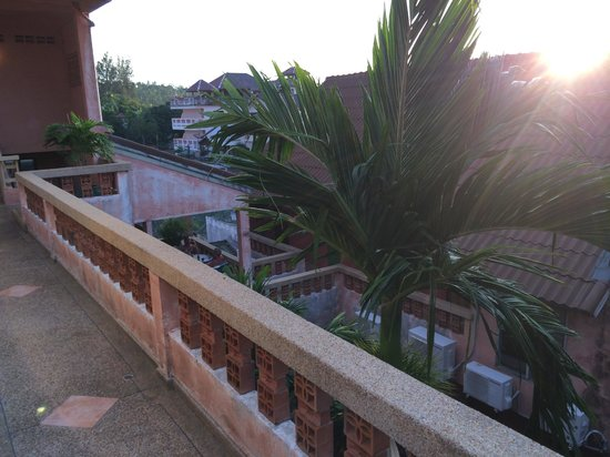 Casa Brazil Homestay & Gallery: View from Balcony