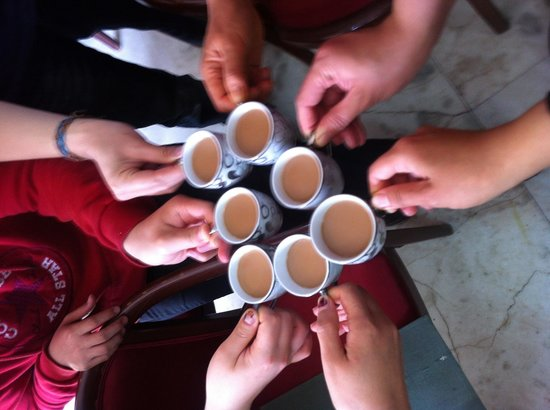 Sushma's Cooking Classes : the best Chai