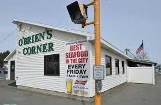 O'Brien's Corner Incorporated: The New O'Brien's Corner