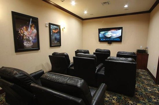 Staybridge Suites Houston / NASA - Clear Lake: Kick back and enjoy a movie in our Home Theater Room!