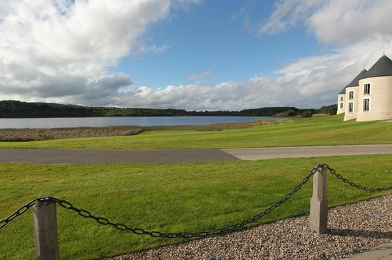 Lough Erne Resort: Beautiful grounds