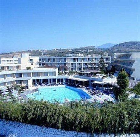 Minos Mare Hotel : Exterior