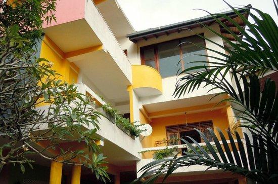 Mini-Hotel VillaWatuna: внутри дворика