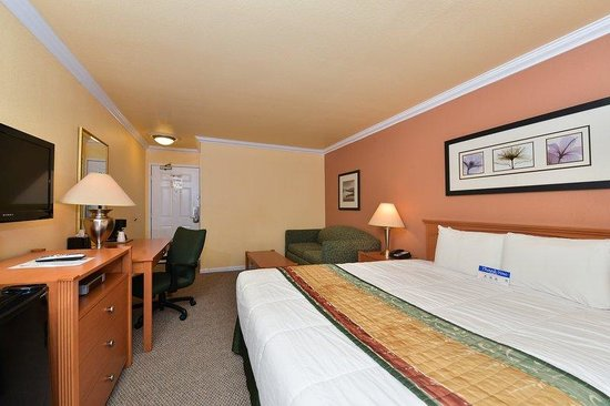 Americas Best Value Inn & Suites - San Francisco Airport: Guest Room