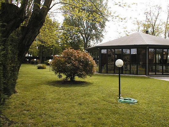 Villa Regina: parco