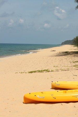 Tanjong Jara Resort : Beach