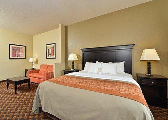 Comfort Inn & Suites: Non-Smoking King Suite