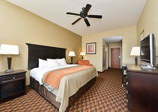 Comfort Inn & Suites: Non-Smoking King Room