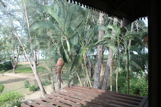Tanjong Jara Resort : View from Bumbung room