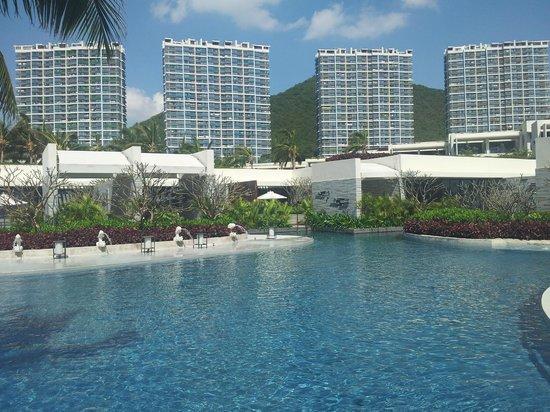 InterContinental Sanya Resort: another pool