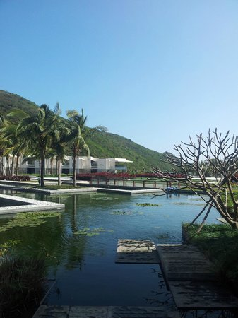 InterContinental Sanya Resort : View from room