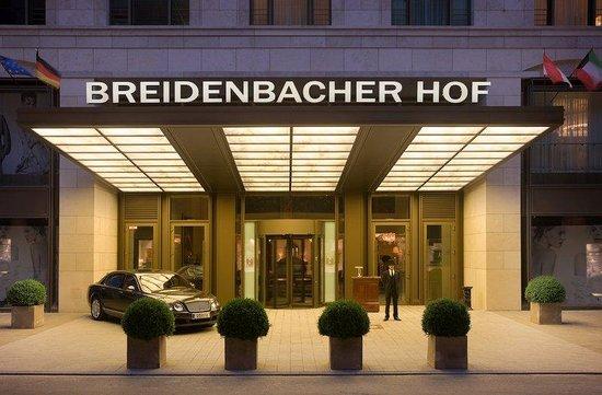 Breidenbacher Hof, a Capella Hotel