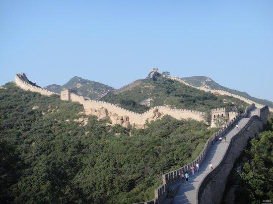 Gran Muralla China en Mutianyu: Mutianyu Great Wall