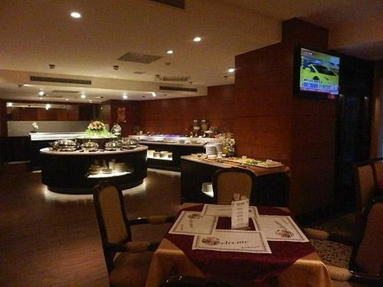Hualien Charming City Hotel: 朝食ビッフェ