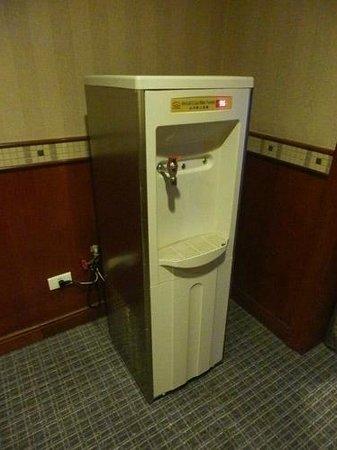 Hualien Charming City Hotel: 給湯器