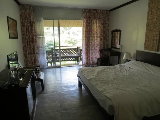 Royal River Kwai Resort & Spa : notre chambre