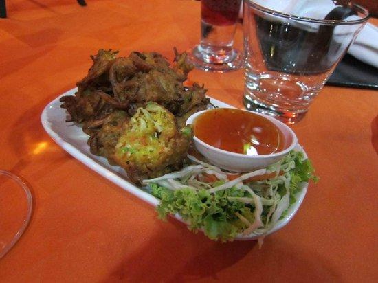 The Gallery Restaurant: Appetizer - 'noname' vegetable
