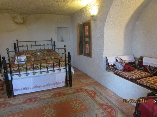 Village Cave House Hotel : Room 11