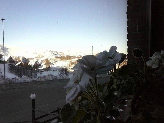 Hotel La Curva: dalla finestra del Ristorante