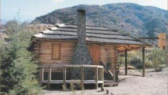 Cabanas Pueblo del Rio: Exterior