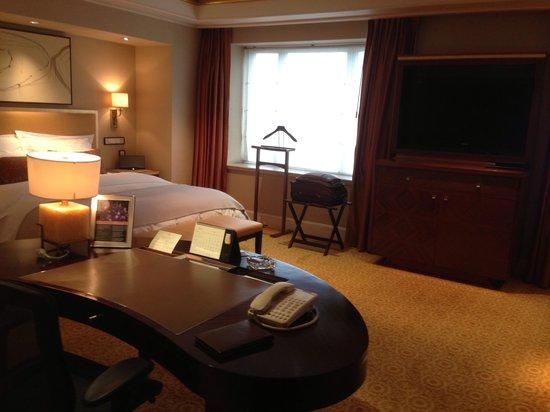 The St. Regis Beijing: Spacious room