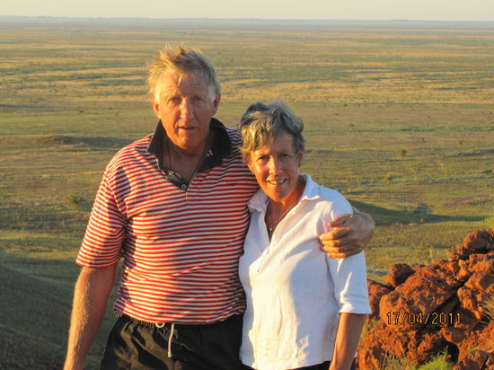 Dunstan Downs High Country Sheep Station: Tim & Geva Innes