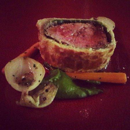 Planet Restaurant: Beef Wellington
