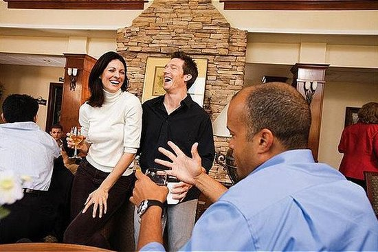 Staybridge Suites Milwaukee West Oconomowoc: Sundowner Reception