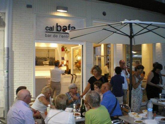 Cal Bafa Bar de L'Entrapa: Good night