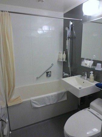 Hotel Rocore Naha : 浴室