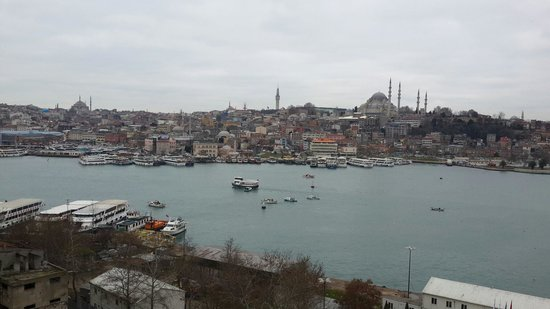 Istanbul Golden City Hotel : Harika.
