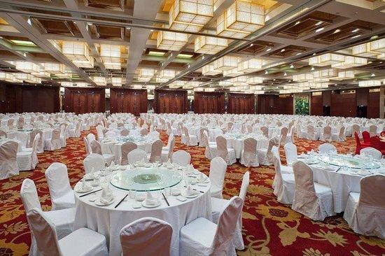 HaiWaiHai Crown Hotel: Banquet Room