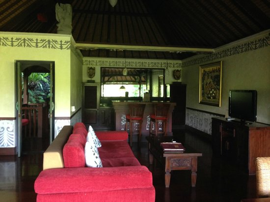 Bidadari Private Villas & Retreat - Ubud : upstairs